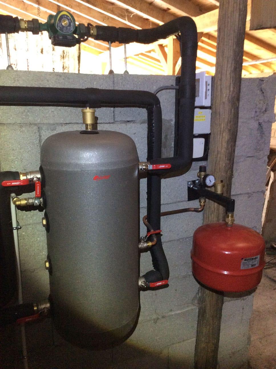 pompe à chaleur par Minoria Concept
