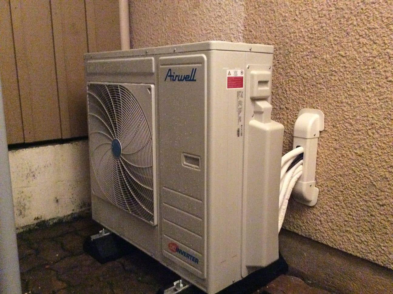 climatiseur par Minoria Concept
