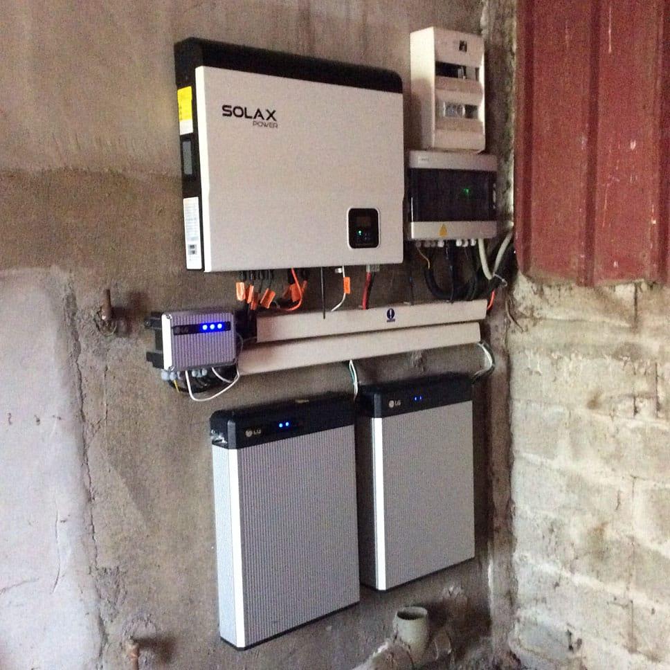 Compteur panneaux photovoltaiques par Minoria Concept