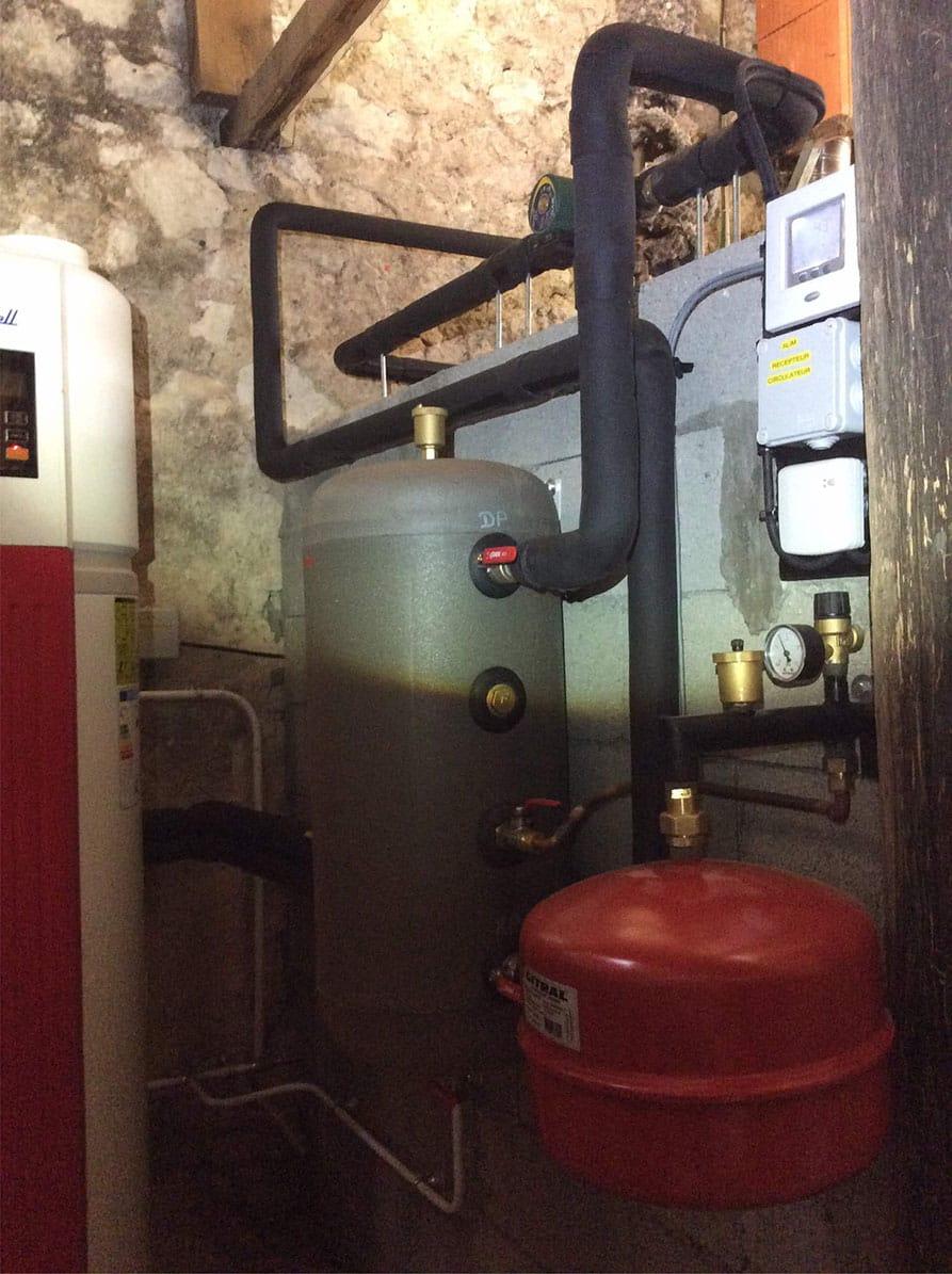 moteur pompe à chaleur par Minoria Concept