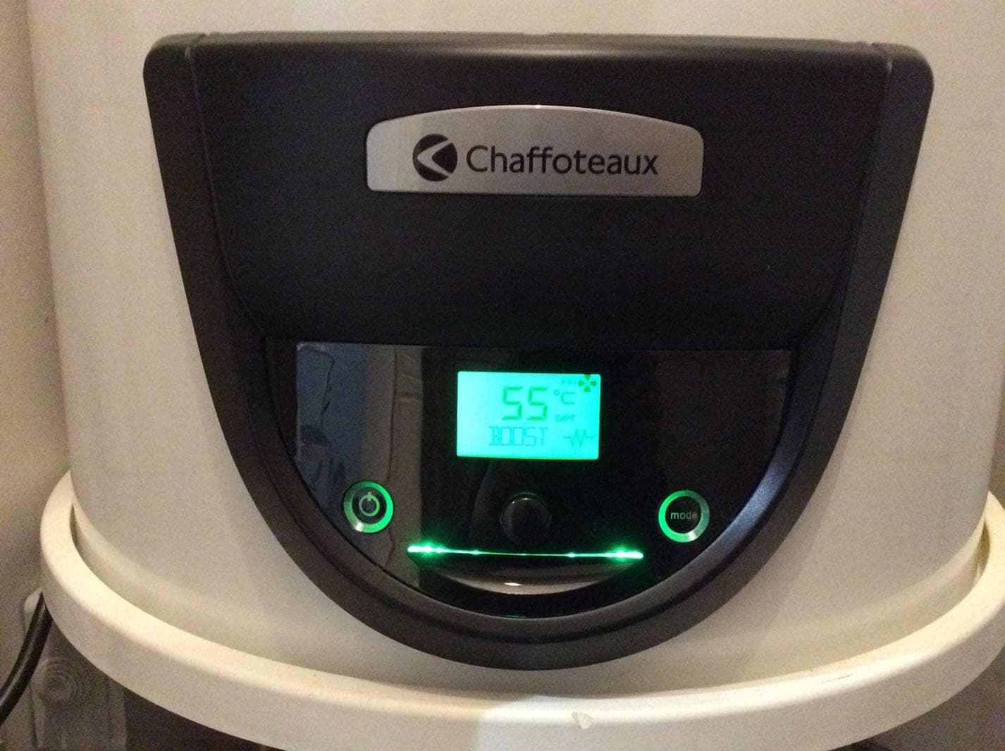 chauffe eau CHAFFOTEAUX par Minoria Concept
