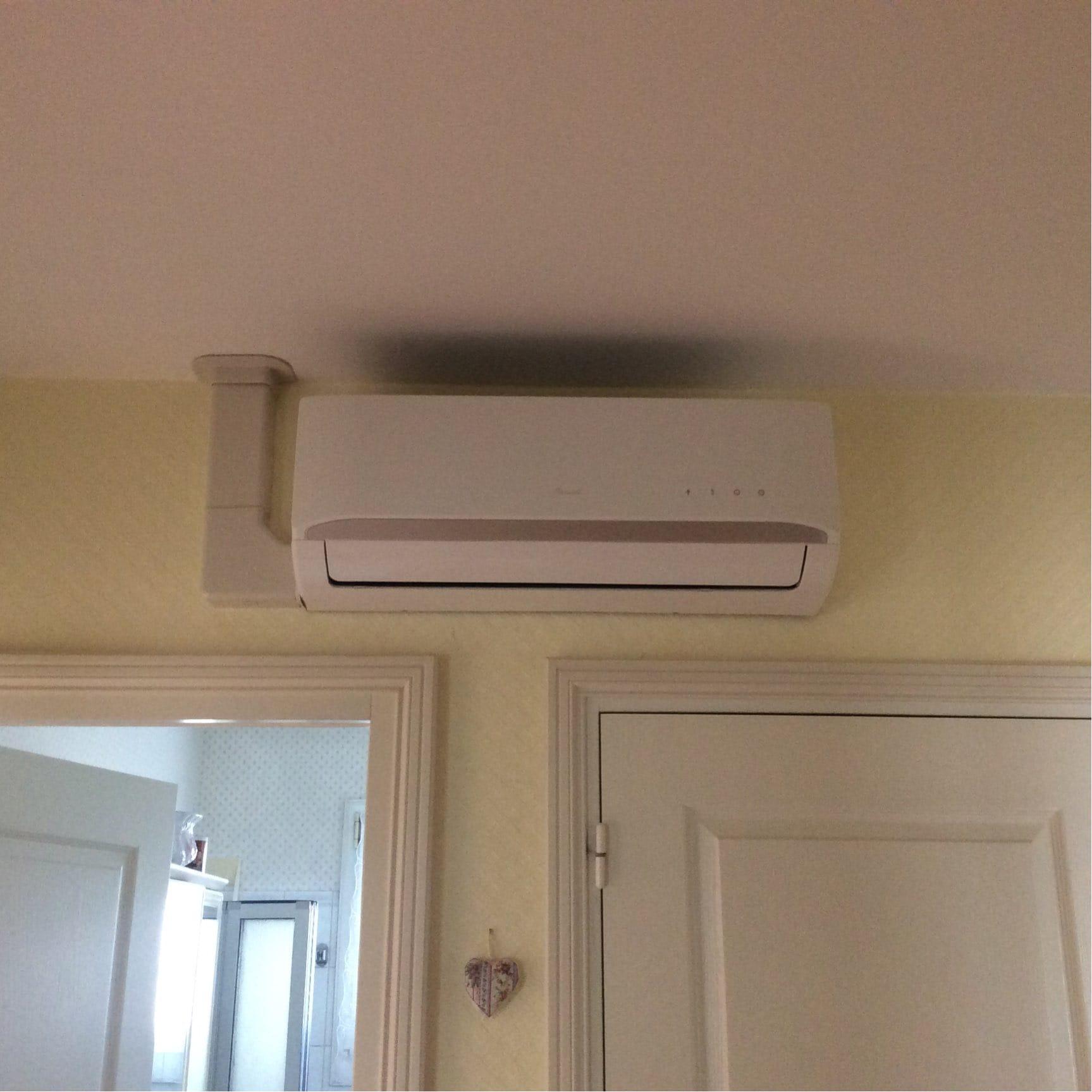 pose de climatisation par Minoria Concept