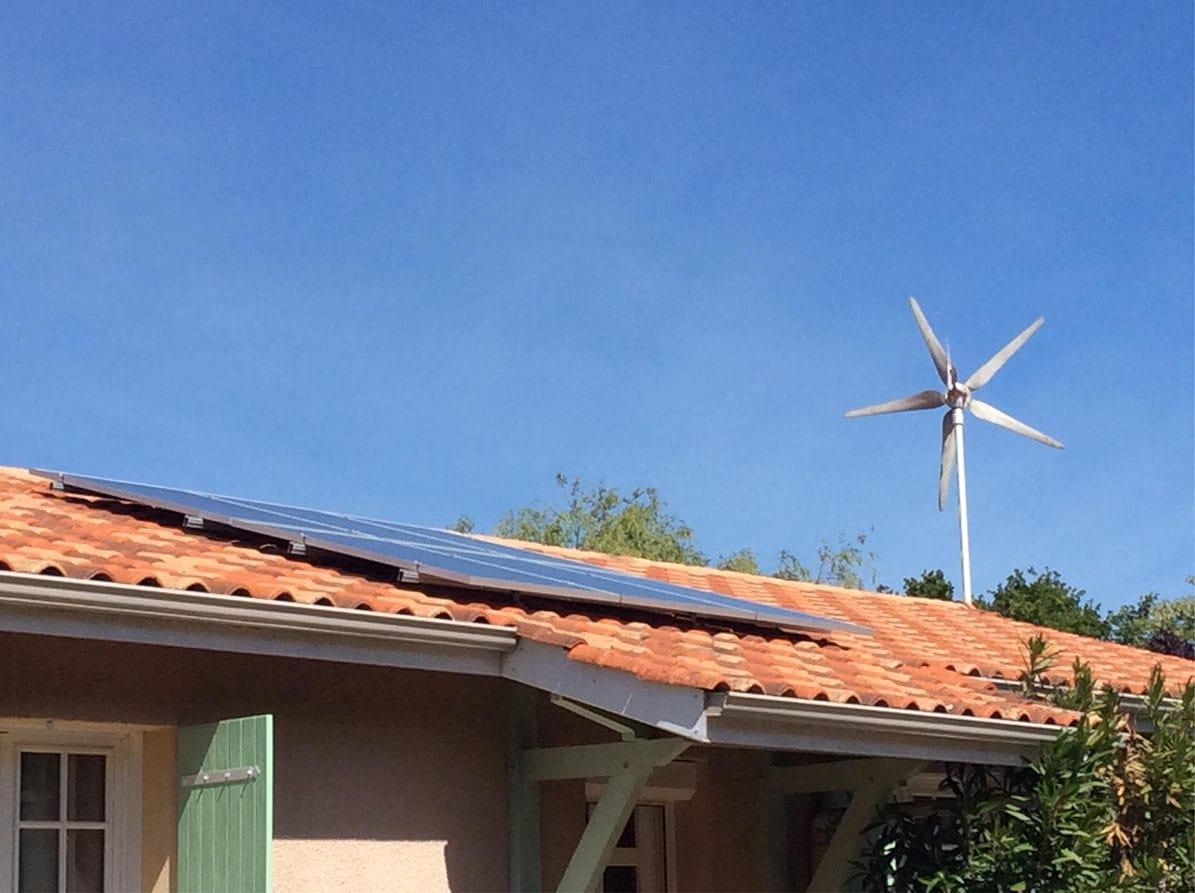 Pose de panneaux photovoltaiques par Minoria Concept