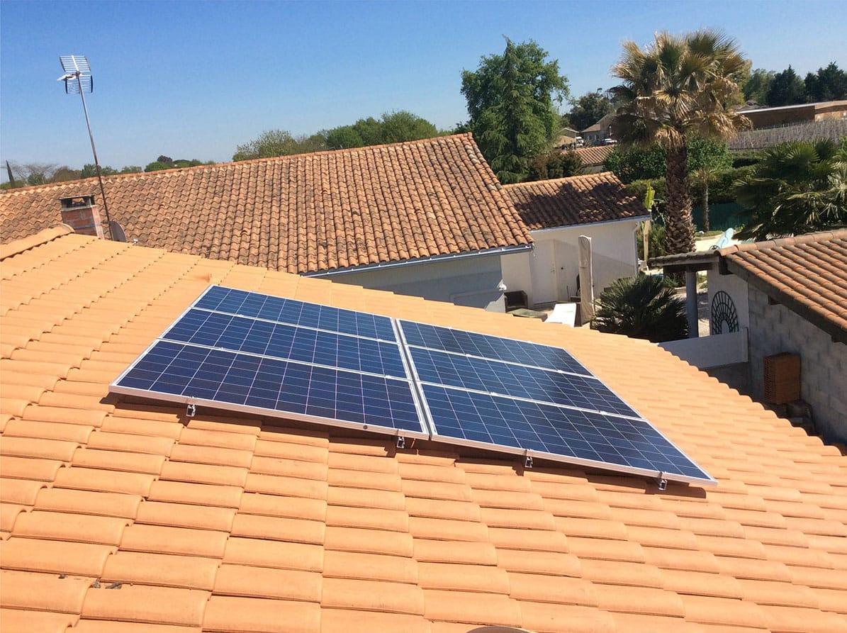 Panneaux solaires par Minoria Concept
